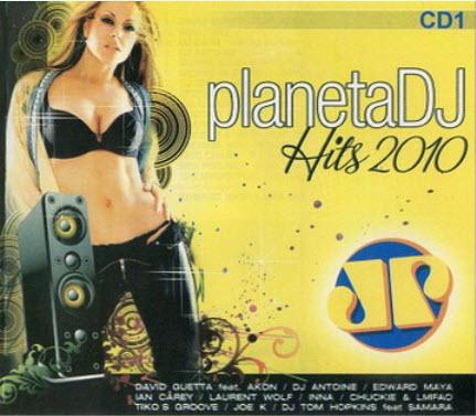Planeta DJ Hits 2010 Jovem Pan (2010)