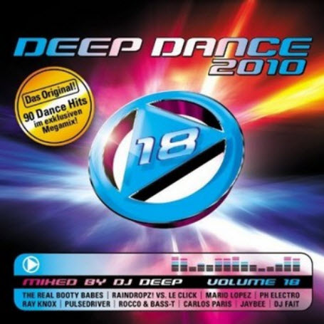 Deep Dance Vol 18 (2010)