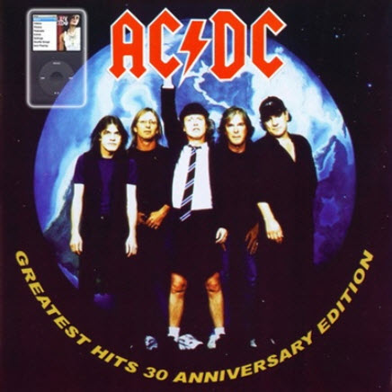 AC/DC - Greatest Hits 30 Anniversary Edition (2004)