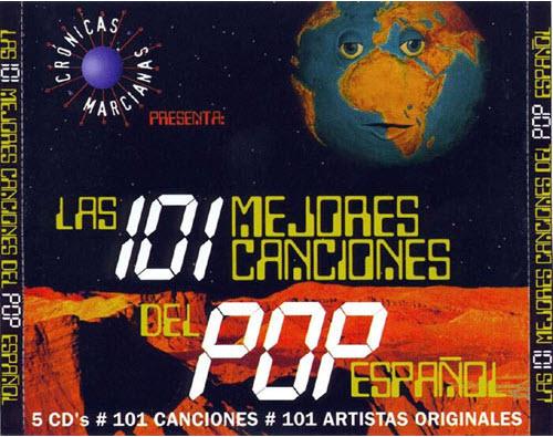 VA - Las 101 mejores canciones del pop espanol - 1998