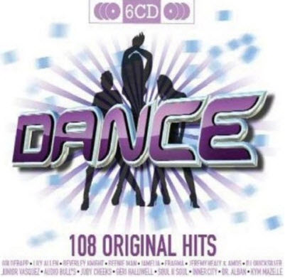 VA - Dance 108 Original Hits (6CD) (2009)