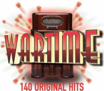 VA - 140 Original Hits: Wartime (6CD) 2010