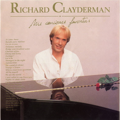Richard Clayderman - Mis Canciones Favoritas