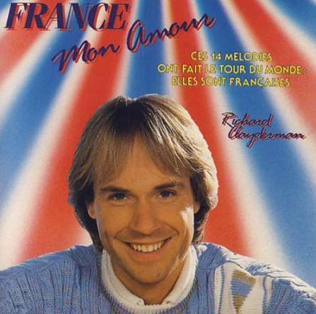 Richard Clayderman - France mon amour