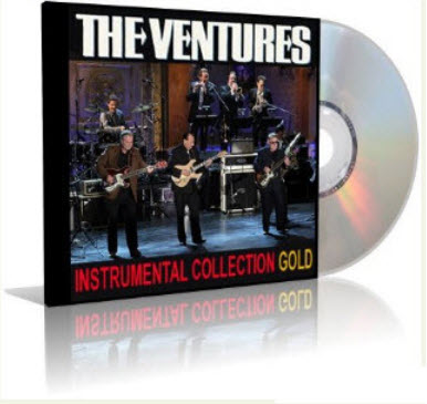 The Ventures Instrumental collection Gold (2009)