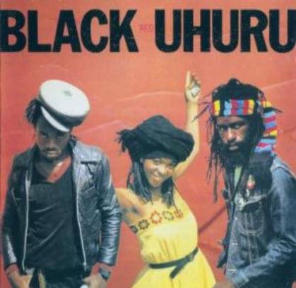 Black Uhuru - Red (1981)