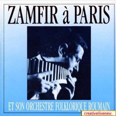 Gheorghe Zamfir - Zamfir a Paris