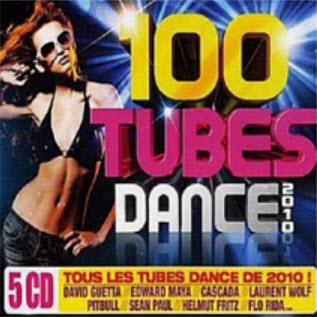 VA - 100 Tubes Dance 2010 (5CD)