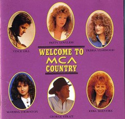 VA - Welcome To MCA Country (4CD) (1993)