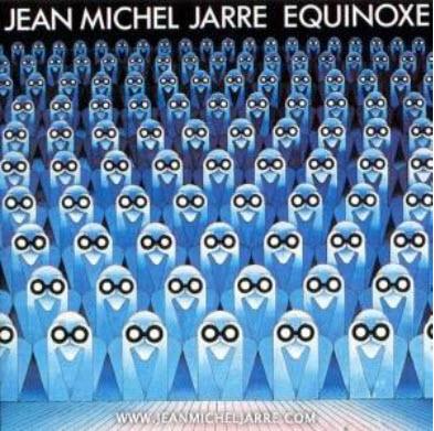 Jean Michel Jarre - Equinoxe - 1978