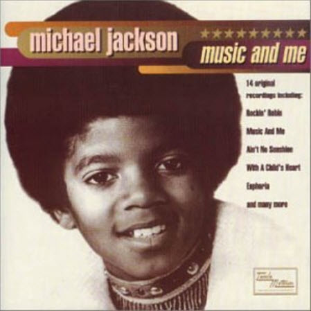 Michael Jackson � Music And Me (1973)