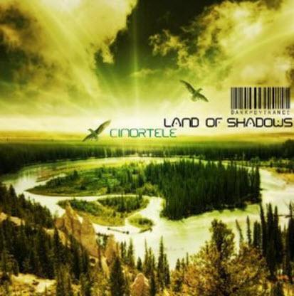 [VA] Cinortele - Land Of Shadows (1CD) Dark Psytrance