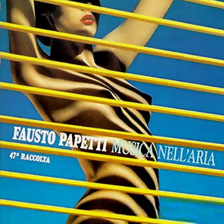 Fausto Papetti - Musica Nell'Aria 47a Raccolta (1989)