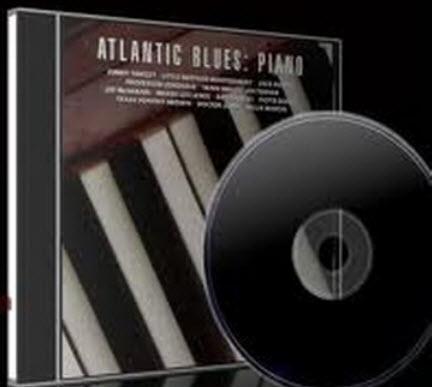 VA - Atlantic Blues: Piano (1991)
