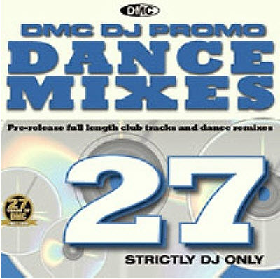 VA - DMC Dj Only Dance Mixes 27 (2010)