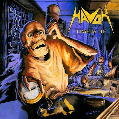 Havok - Time Is Up (2011)[Lossless]