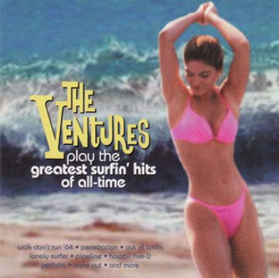 The Ventures - Play The Greatest Surfin' Hits Of All Time (2001) (Lossless + MP3)