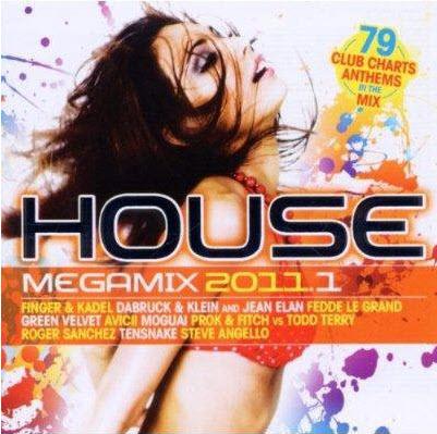 VA - House Megamix 2011.1 (2011)