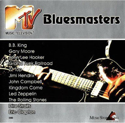 VA - MTV Bluesmasters (2001)
