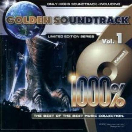 VA - 1000% Golden Soundtrack (4CD) (2002)