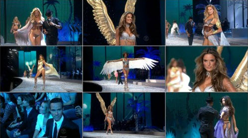 Usher - Medley (Victoria's Secret Fashion Show) (2008)