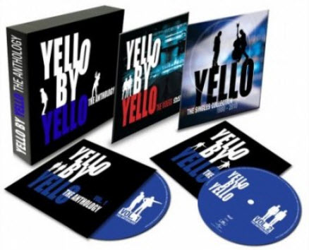 Yello - Yello By Yello. The Anthology [Limited Deluxe Edition] (2010)
