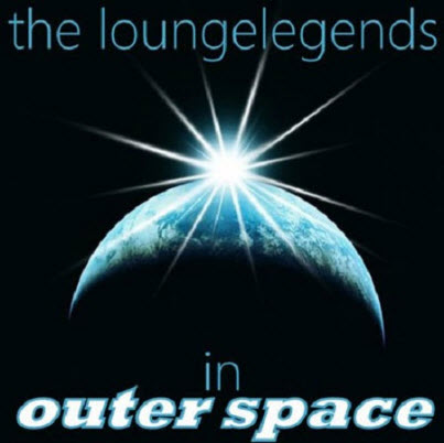 VA - The Lounge Legends in Outer Space! (2010)