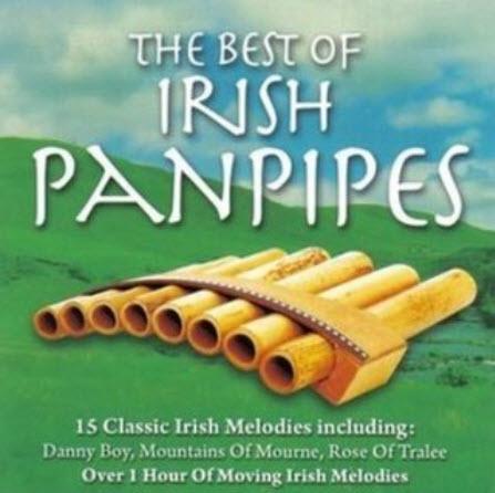 Mickey Simmonds & Davey - The Best Of Irish Panpipes - 2007