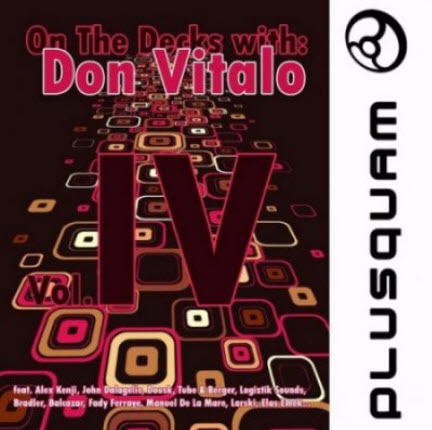 VA - On The Decks With: Don Vitalo IV (2010)