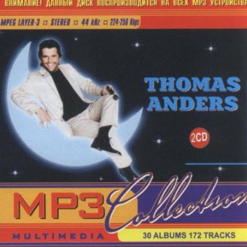 Thomas Anders - Mp3 Collection (30 CD) (2008)