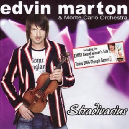 Edvin Marton - Stradivarius - 2006