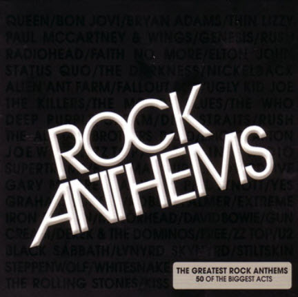VA - Rock Anthems (2010)