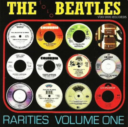The Solo Beatles - Rarities: Volume One (2010)