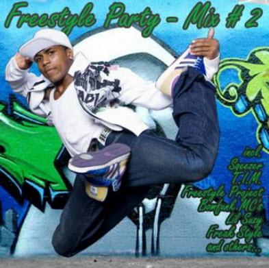 VA - Freestyle Mix volume 02 (2010)