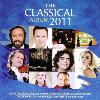 VA - The Classical Album 2011 (2010)
