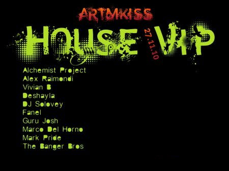 VA - House Vip