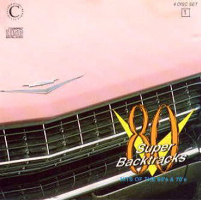 VA - 80 Super Backtracks (Hits of The 60's & 70's) (4 Disc Set) (2007)