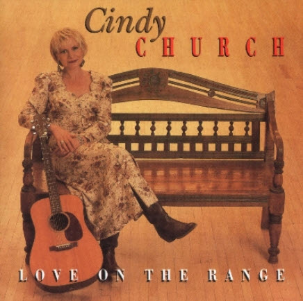Cindy Church - Love On The Range (1994)