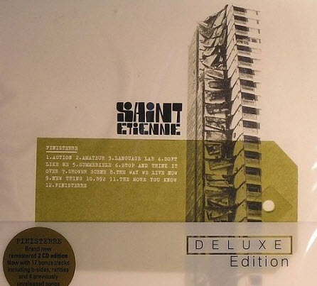 Saint Etienne � Finisterre (2002) (Deluxe Edition)