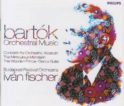 Bartok - Orchestral Music (Box set 3CD) (2006)