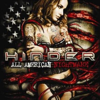 Hinder - All American Nightmare (2010) [FLAC]
