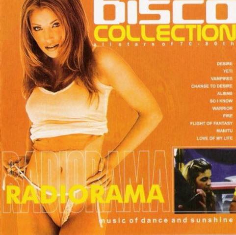 Radiorama - Disco collection - 2001