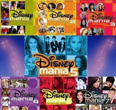 VA - Disney Mania (2002-2010)
