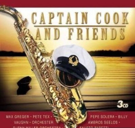 Captain Cook and Friends (3 CD Set)