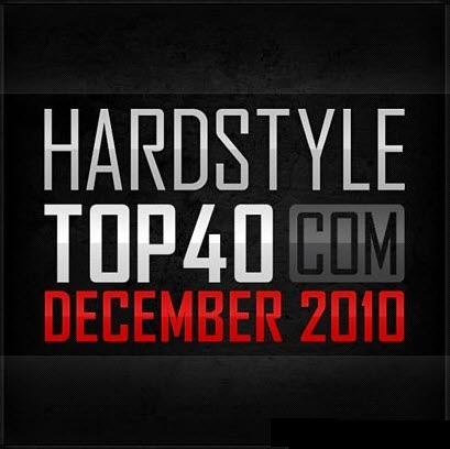 FearFM Hardstyle Top 40 December 2010