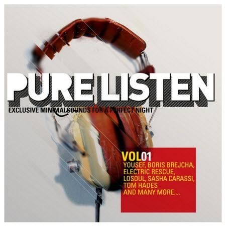 VA - Pure Listen Vol. 1 (2010)