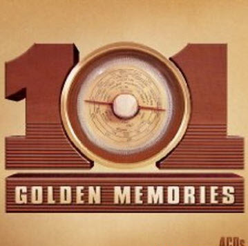 VA - 101 Golden Memories - 4CD