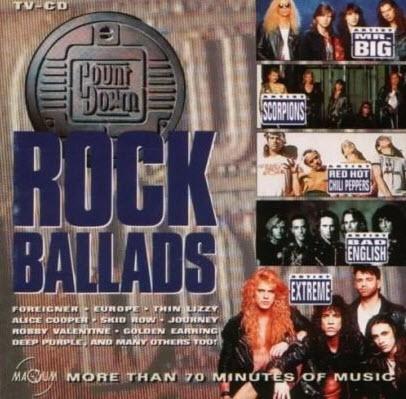 Countdown Rock Ballads (5 boxset) (1992)