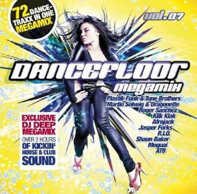 VA - Dancefloor Megamix Vol. 7 (2011)