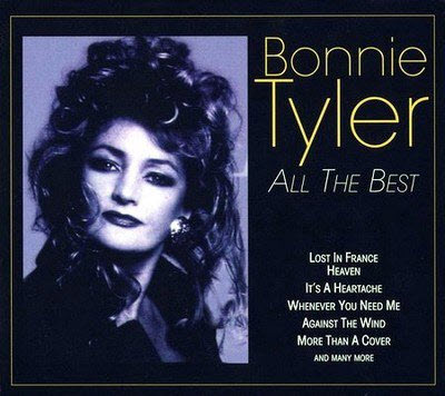 Bonnie Tyler - All The Best [Box-set 3CD] (1996)